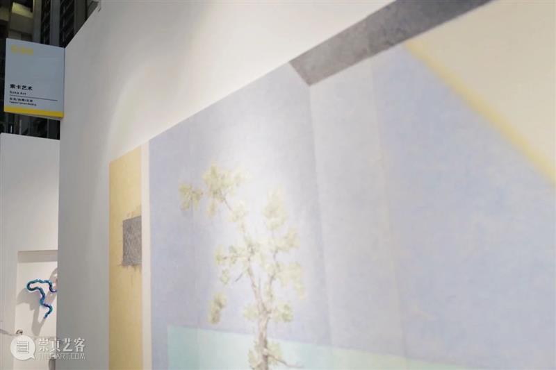 索卡北京 |艺术深圳现场|展位C25 艺术 深圳 展位 索卡 现场 北京 艺术家 陈文令 饭田桐子 洪凌 崇真艺客