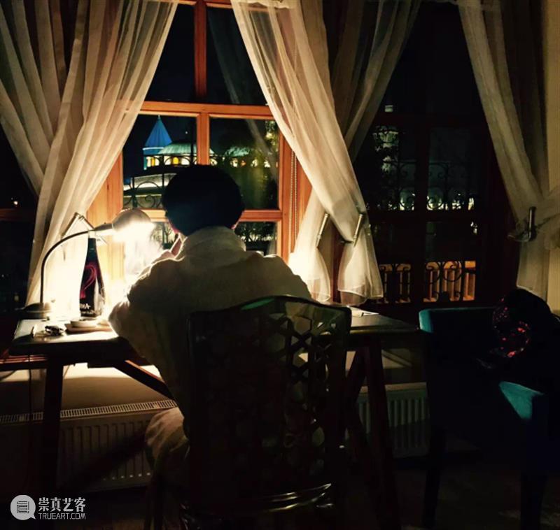 """【直播预告•诗歌来到美术馆No.77】方商羊∣""""诗意""""是一种非此不可的信念 诗歌 美术馆 方商羊 诗意 信念 直播预告 交流会 诗人 方商羊策划 王寅 崇真艺客"""
