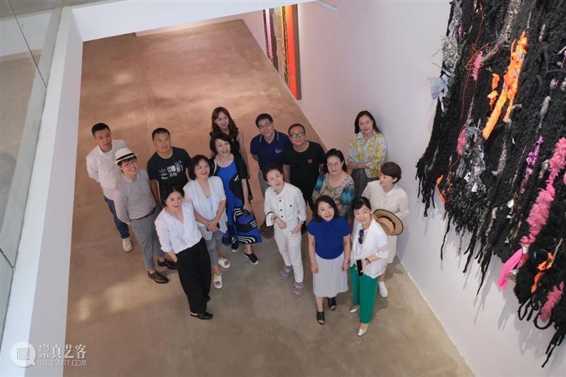 【园区空间】艺湾ArtBay空间新展开幕现场|安塞姆·雷尔艺术项目主题展览 艺湾 ArtBay 安塞姆 雷尔 艺术 项目 主题 空间 现场 园区 崇真艺客
