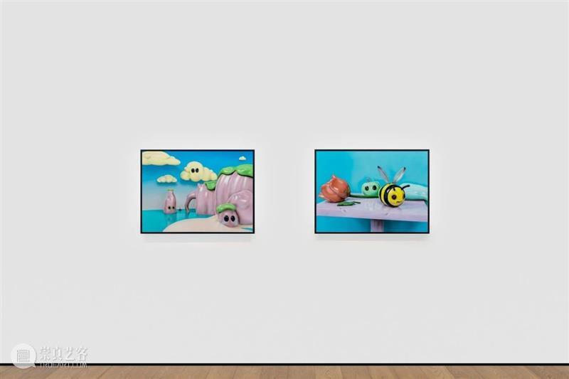 展览现场|塞萨尔·皮耶特(César Piette)「家庭作业」@ 阿尔敏·莱希 - 伦敦 阿尔敏 莱希 伦敦 César Piette 家庭作业 塞萨尔·皮耶特 现场 塞萨尔 皮耶特 崇真艺客