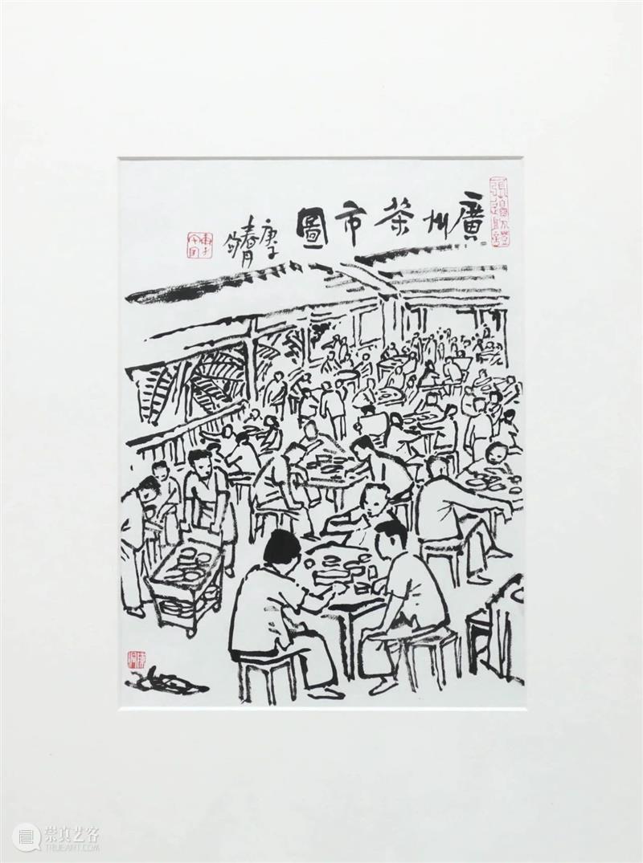 XÙN访谈   陈侗:我满足不了人们对美的追求,但是似乎激起了他们对生活的思考 陈侗 生活 人们 XùN 巽美术馆 作品展 顺德 水墨 作品 现代 崇真艺客