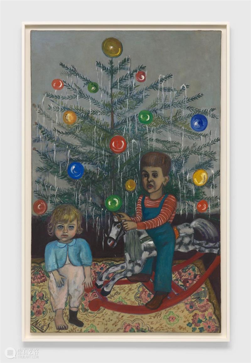 卓纳纽约   爱丽丝·尼尔(Alice Neel)《早年作品》个展 爱丽丝 Neel 尼尔 卓纳 纽约 早年作品 个展 早年 作品 EarlyYears 崇真艺客