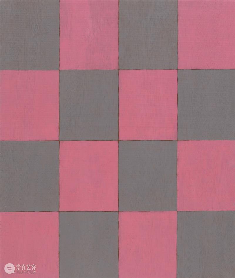 谢丽·利文(Sherrie Levine)|棋盘格子绘画系列介绍 谢丽 利文 Levine 棋盘 格子 绘画 系列 Sherrie 以上 动图 崇真艺客