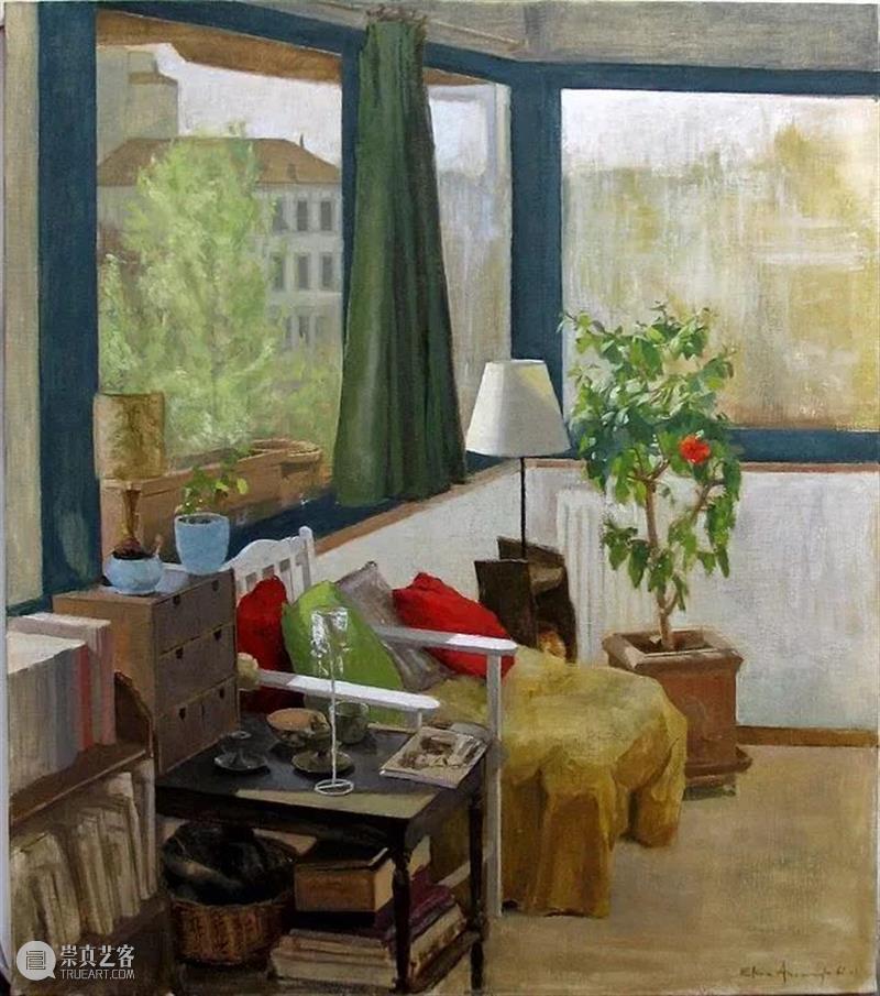 绘画丨佛罗伦萨美院的艺术生埃琳娜·阿坎吉 埃琳娜 阿坎吉 佛罗伦萨美院 绘画 艺术生 上方 中国舞台美术学会 右上 星标 本文 崇真艺客