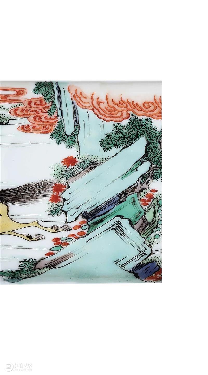北京保利拍卖丨凝沚——诸家雅蓄中国古董珍玩明清瓷器选萃 北京保利拍卖 古董 瓷器 中国 明清 丨凝沚 选萃 湖山 尺素 于金秋 崇真艺客