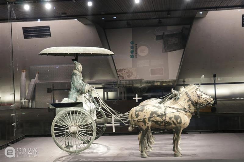 """""""西安最贵的车""""换车位了! 西安 车位 上方 青铜器 账号 木雕 文化 知识 木材 要点 崇真艺客"""