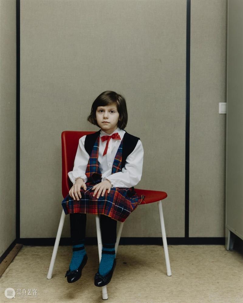 生命的凝视   SCôP 瞬间 生命 瞬间 阿尔梅丽莎 里内克 迪克斯特拉 Rineke 肖像 对象 一面 Dijkstra 崇真艺客