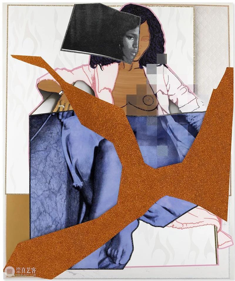 展讯   厉蔚阁纽约   米卡琳·托马斯四城联展率先于纽约揭幕 厉蔚阁 纽约 米卡琳 托马 展讯 原则 美国 艺术家 托马斯 Thomas 崇真艺客
