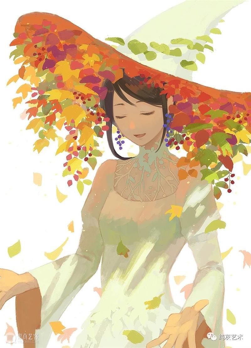 梦幻又温暖的插画 插画 日本 画师 hiko 笔下 青春 作品 往期 好文 生活 崇真艺客