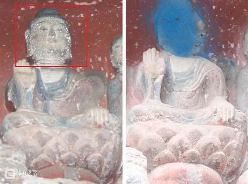 四川旺苍佛子岩佛像被盗,2021年8月警方悬赏征集线索 佛像 佛子岩 旺苍 线索 四川 警方 视频 新京报 娃子胆子 佛祖 崇真艺客