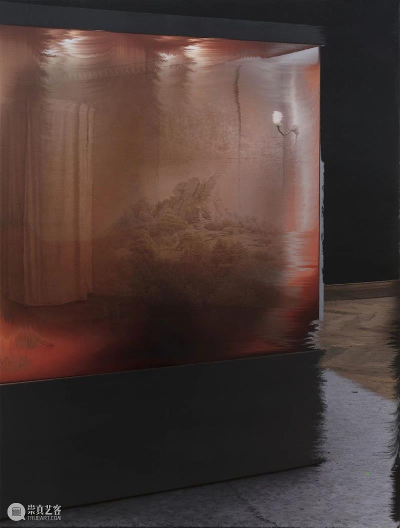 展览专题 王璇:无差别置入 王璇 专题 视域 剧场 作品 无题 系列 高精度 笔触 日常物 崇真艺客