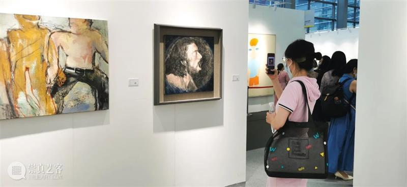 博览会|2021艺术深圳 DAY4: 展览现场 艺术 深圳 现场 博览会 ART SHENZHEN 公众 空间 展位 艺术家 崇真艺客