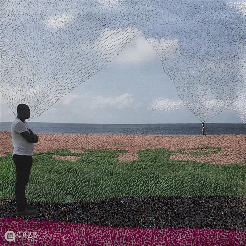 SCôP Exhibition | 乔安娜·乔玛利:图像上的刺绣,疗愈精神伤痕 乔安娜 乔玛利 图像 刺绣 精神 伤痕 SCoP Pictet百达摄影奖 科特迪瓦 摄影师 崇真艺客