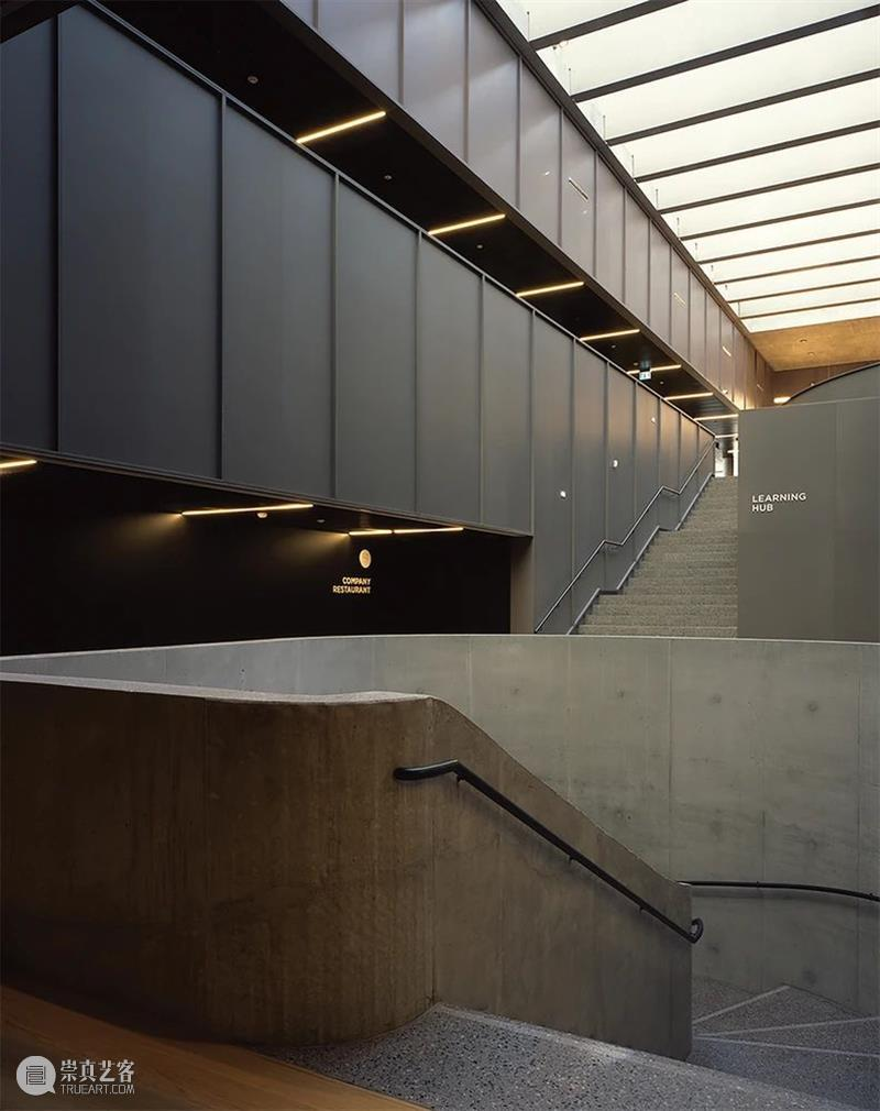 古典比例尺度,倍耐力学习中心 / Onsite Studio 中心 比例 尺度 倍耐力 Hélène Binet Romano 企业 大楼 米兰北部 崇真艺客