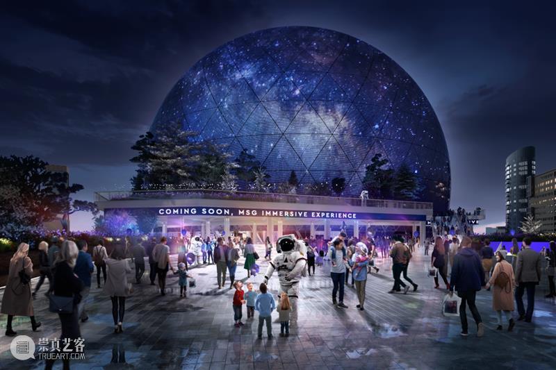 科技丨耗资116亿,拉斯维加斯建造世界最大球形沉浸式体验中心 世界 拉斯维加斯 球形 中心 科技 上方 中国舞台美术学会 右上 星标 本文 崇真艺客