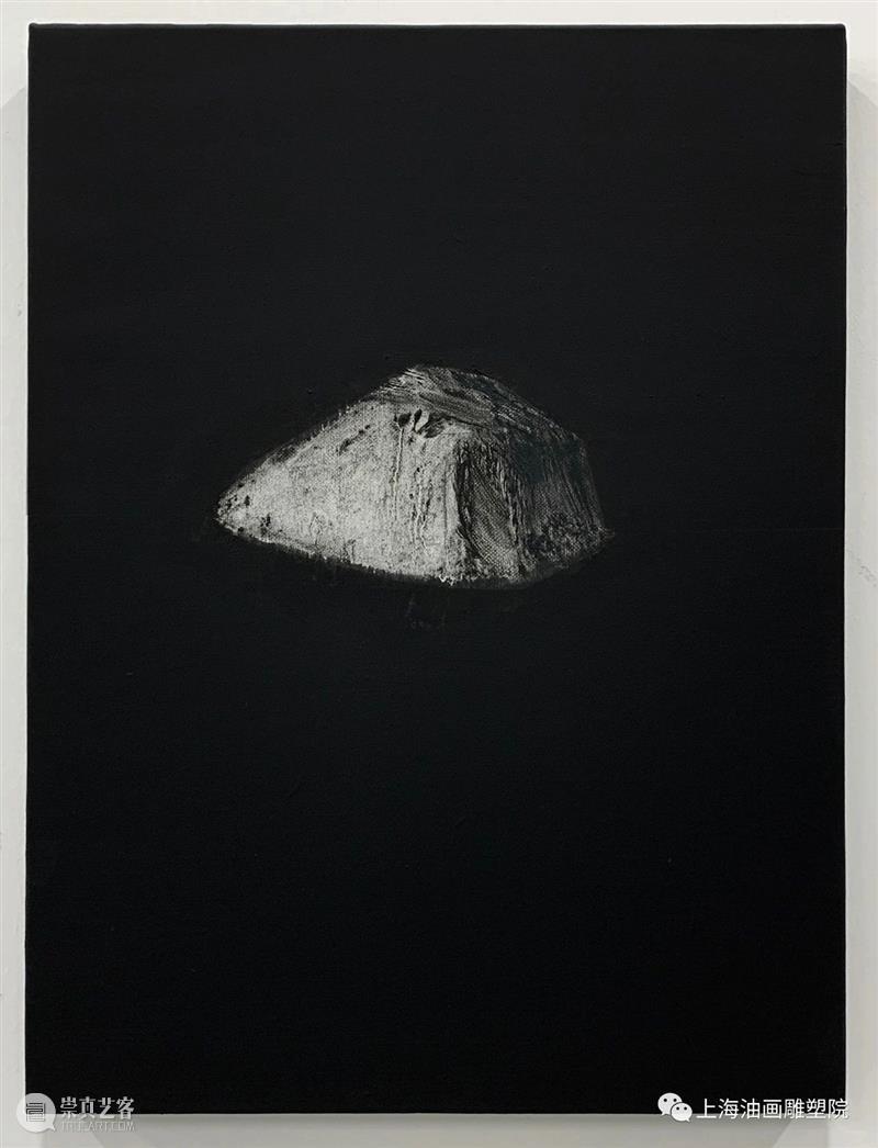 【上海油雕院 | 访谈】不确定性和呼吸逻辑 ——石至莹油画创作访谈 崇真艺客