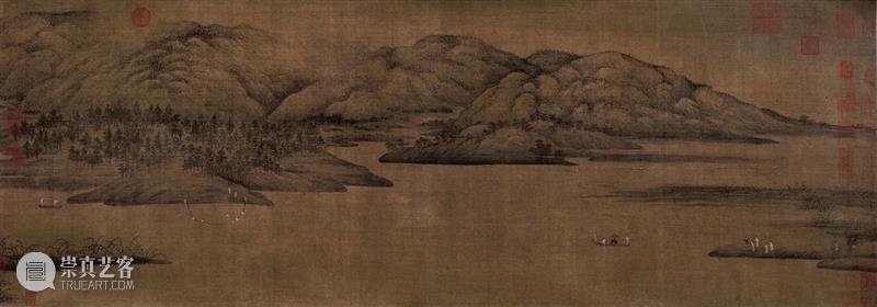 于非闇 | 传统的着色方法 于非闇 方法 古代 画家 画面 形象 颜色 彩色 水墨 东晋 崇真艺客