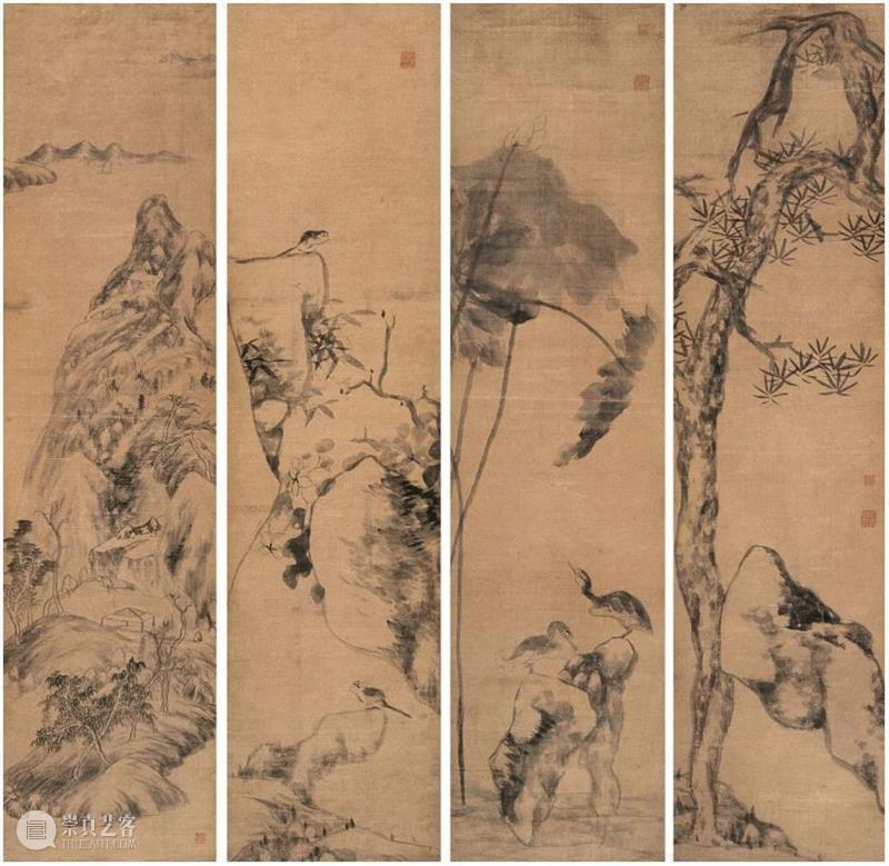 香港秋拍   一文尽览古代书画精彩焦点 香港 古代 书画 焦点 蘇富比 中国 名家 翰墨 当中 蓝瑛 崇真艺客