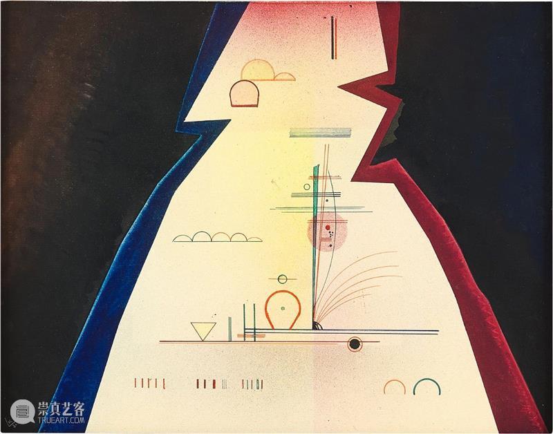 现代艺术晚拍 | 战后抽象的王者荣耀 艺术 现代 战后 王者 二次世界大战 环境 人类 全球 状况 艺术家们 崇真艺客