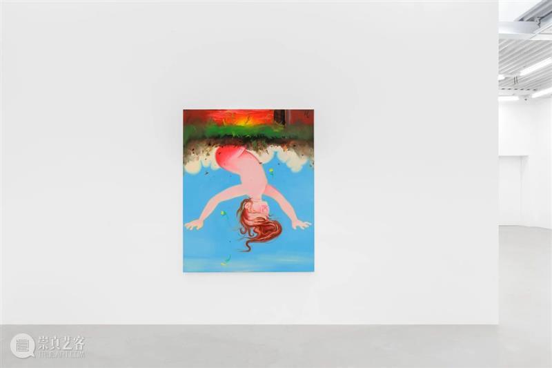 展览现场|海莉·约瑟夫斯(Haley Josephs)「灵魂指引者」@ 阿尔敏·莱希 - 布鲁塞尔 约瑟夫斯 阿尔敏 莱希 布鲁塞尔 灵魂 指引者 现场 |海莉 Josephs 海莉 崇真艺客