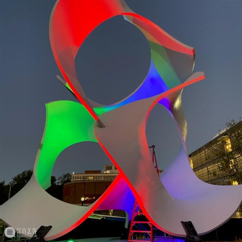 建筑大师John Portman的最终设计雕塑 雕塑 Portman 建筑 大师 中国 艺术 CPA 门户 北京中城雕艺术设计院 中国建筑文化中心公共艺术部联合主办 崇真艺客