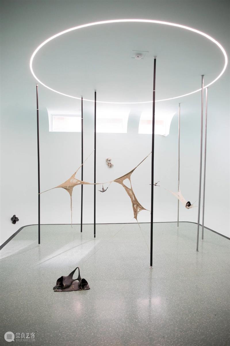 Review 现场   展览「借体」开幕回顾 现场 借体 Review 工作室 画廊 上海 view Studio Gallery Shanghai 崇真艺客