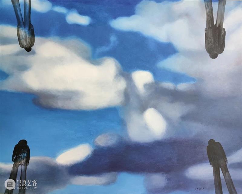 XU MIN:SILVER BRACELET SLIGHTLY GLOWING(installation+) MIN installation+ plants animals rain clouds Phoenix years 旗杆 布面 崇真艺客