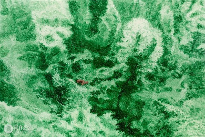 线上巴塞尔|玛丽安 · 古德曼画廊参加巴塞尔艺术展 巴塞尔 艺术展 玛丽安 古德曼 画廊 线上 莫瑞吉奥 卡特兰 鬼魂 鸽子 崇真艺客