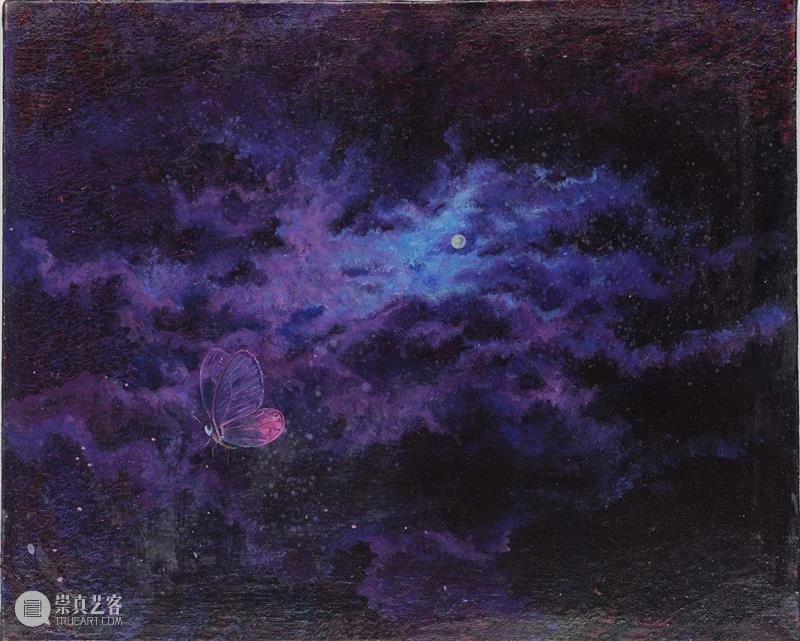 问象美学|月亮:如许的孤独 月亮 美学 陈云昭月 玛丽亚 儿玉 黄金中 夜晚 先人 亚当 岁月 崇真艺客