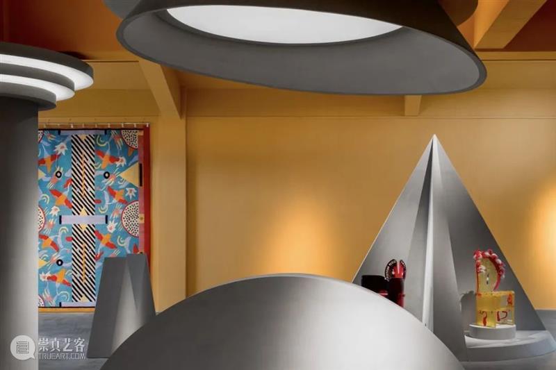 崖空间丨灵感结晶的开始 空间 灵感 结晶 现代 社会 艺术 要求 大众 作品 外观 崇真艺客