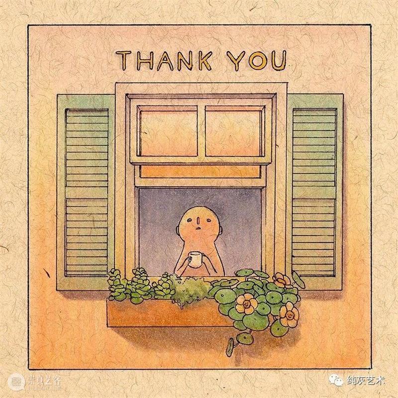 一个人也挺好 一个人 工业设计师 插画师 Felicia Chiao 系列 插画 孤独星人的怪诞世界 小人 人间 崇真艺客