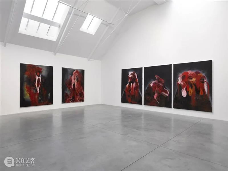 正在展出   里森伦敦   安尼施·卡普尔 (Anish Kapoor) 个展 安尼施 卡普尔 个展 伦敦 Kapoor BellStreet London October Darrell里森 艺术家 崇真艺客