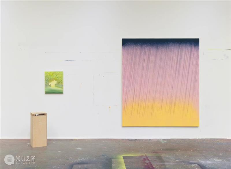 艺术家工作室|雷切尔·霍华德:你有一份新记忆  Simon Lee 画廊 雷切尔·霍华德 记忆 艺术家 工作室 时间 Lee 画廊 伦敦 雷切尔 霍华德 崇真艺客