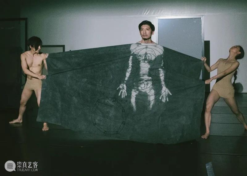 云剧场|行为表演:无器官身体 Bodyscape 身体 器官 Bodyscape 行为 剧场 力量 时代 阴影 过去 未来 崇真艺客