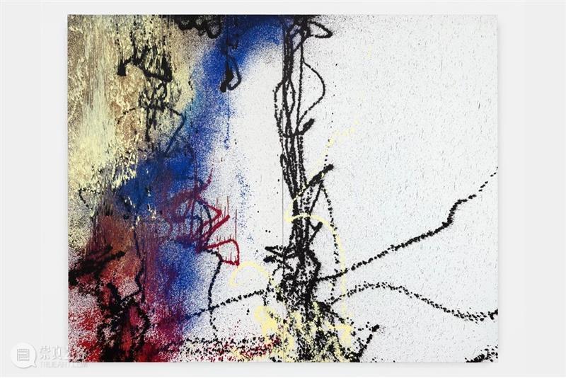 """贝浩登巴黎 汉斯·哈同个展 """"哈同 80""""现正展出 汉斯 哈同 个展 贝浩登 巴黎 现场 Claire Dorn 图片 伯格曼 崇真艺客"""