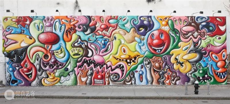 肯尼·沙尔夫:美国涂鸦艺术代表人物,超越精英主义的卡通迷 肯尼 沙尔夫 美国 涂鸦艺术 代表人物 精英主义 卡通迷 纽约 艺术家 名字 崇真艺客