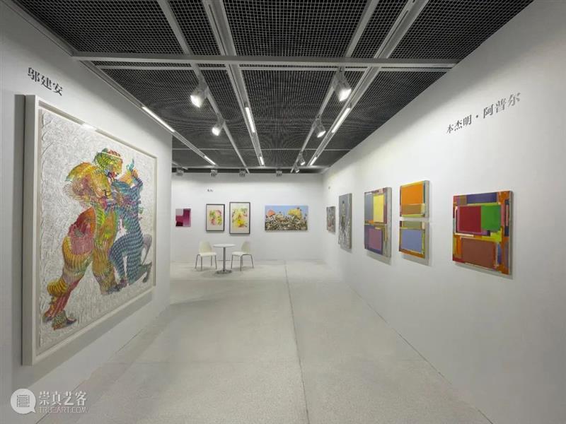 偏锋 现场 PIFO On View | 偏锋画廊在首届DnA SHENZHEN设计与艺术博览会A06 DnA SHENZHEN 偏锋 画廊 现场 设计与艺术博览会 View 艺术 艺术家 本杰明 崇真艺客