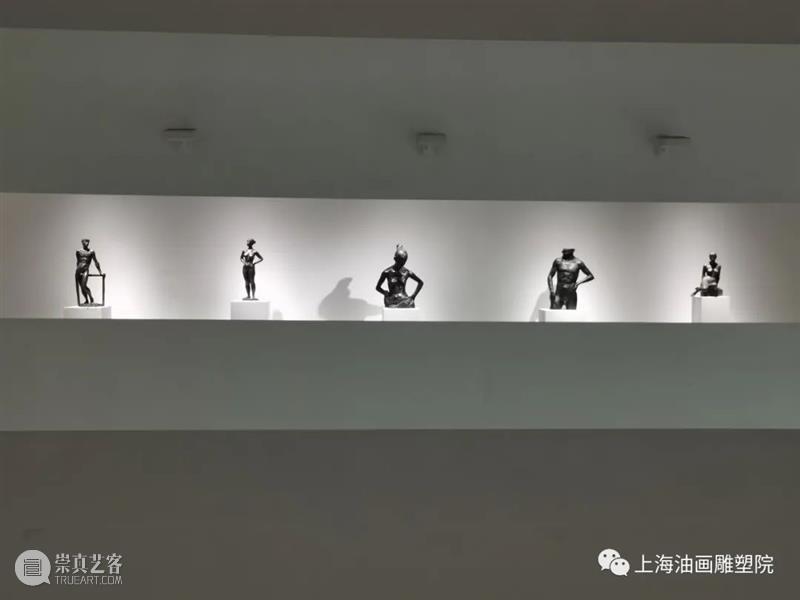 """【上海油雕院   展览】""""时代印痕——唐世储雕塑生涯六十年回顾""""展览拉开帷幕 时代 印痕 唐世储 雕塑 生涯 帷幕 上海 上方 上海油画雕塑院 活动 崇真艺客"""