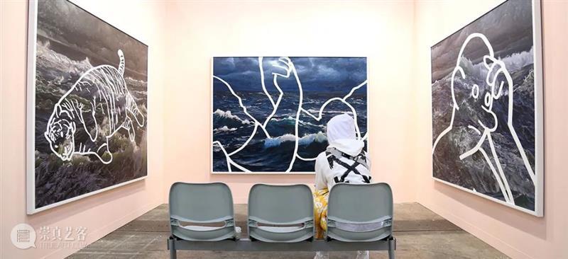 国家美术·关注丨西岸博览会近日公布画廊名单 首次参展的画廊中有哪些特别值得关注? 西岸 博览会 画廊 名单 美术 国家 艺术 单元 上海西岸艺术中心 B馆 崇真艺客