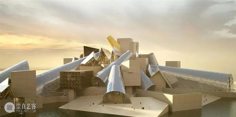 建筑丨异军突起的非典型性私人美术馆,古根海姆博物馆 古根海姆博物馆 非典型性 私人美术馆 建筑 上方 中国舞台美术学会 右上 星标 本文 蜥蜴 崇真艺客