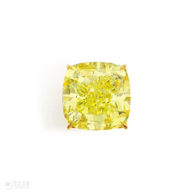 流光溢彩 | 蘇富比今秋拍卖中的绝美彩钻 彩钻 蘇富比 今秋 钻石 价值 光芒 大自然 鬼斧神工 奇迹 彩色 崇真艺客