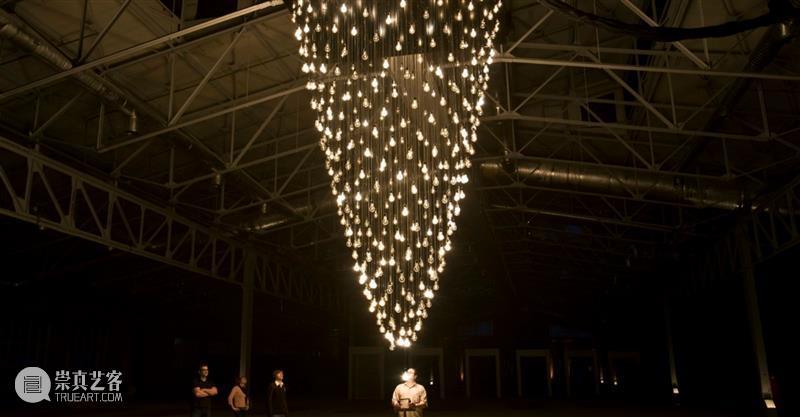 【IFA-艺术赏析】SUPERBLUE|由艺术家创造,由你来完成 崇真艺客