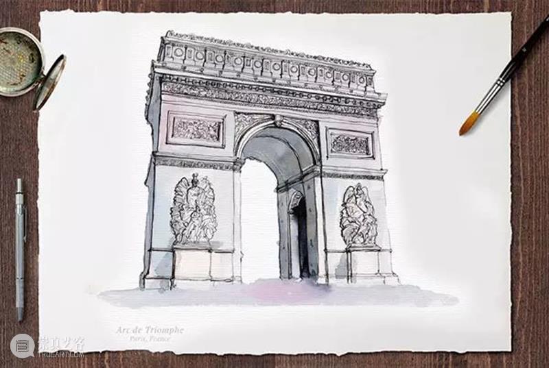 图集丨一篇看完全世界最著名的40座建筑 图集 世界 建筑 上方 中国舞台美术学会 右上 星标 本文 巴黎圣母院 法国 崇真艺客