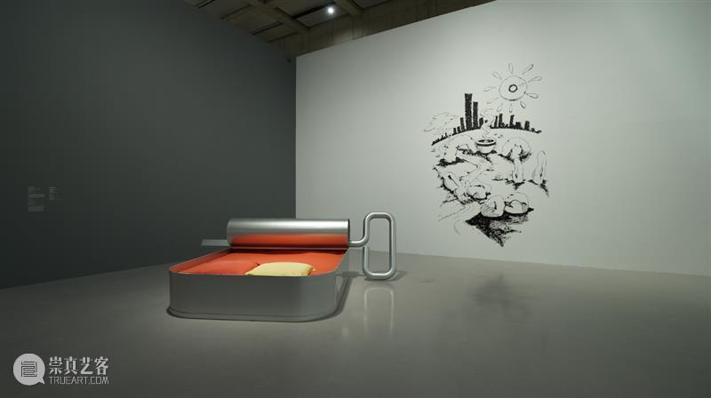 """WBM在发生   打工人终于放假!来""""万物的声音""""展览看艺术家们如何拒绝""""物化人生""""! 艺术家们 人生 万物 声音 WBM 长假 路上 面包 电脑 椅子 崇真艺客"""