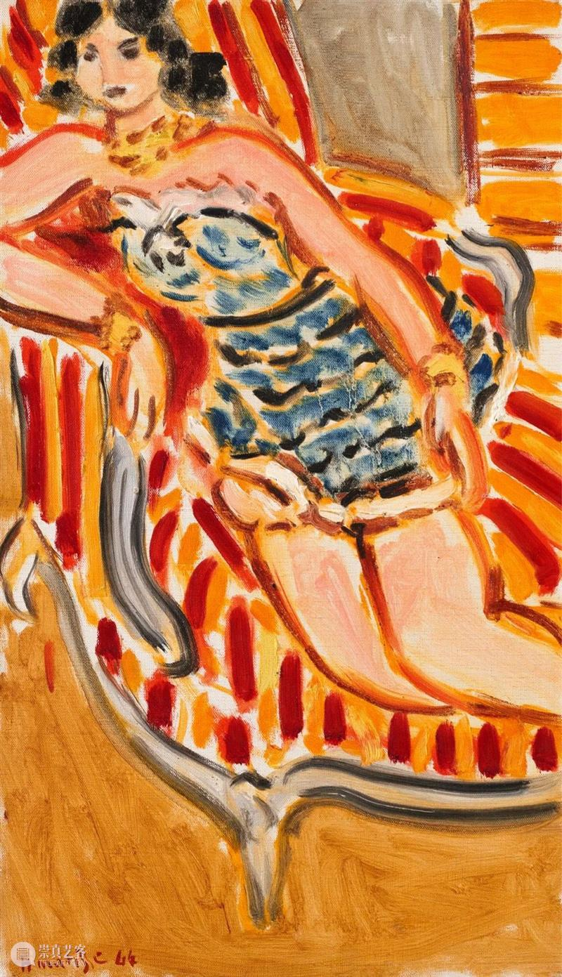 熠熠生辉!纽约二十及二十一世纪精选佳作登陆香港 纽约 香港 佳作 面貌 艺术 考克斯 印象派 故事 市场 美国 崇真艺客