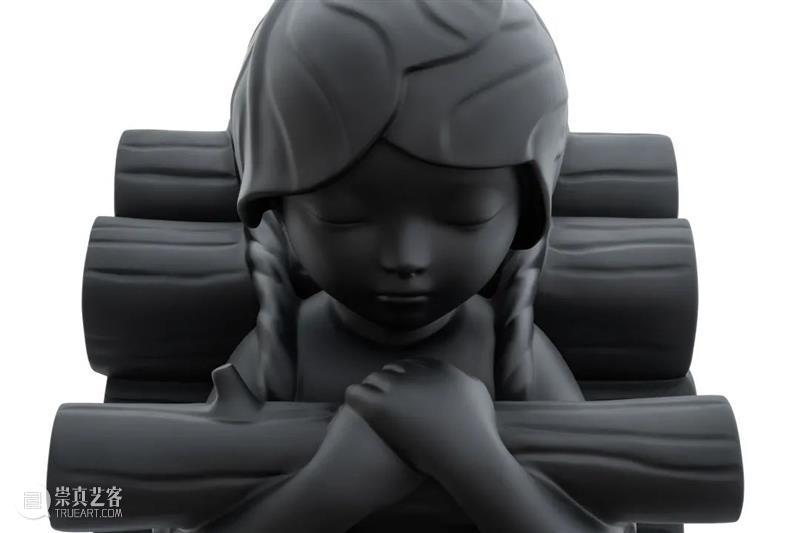 DnA SHENZHEN在展 | James Jean全新大型雕塑《砍柴童Woodcutter》 DnA SHENZHEN Jean 雕塑 砍柴童Woodcutter 设计与艺术博览会 地点 深圳 艺术 城市 崇真艺客