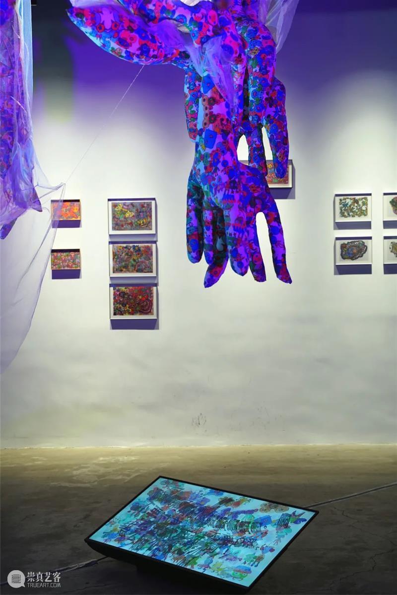 展览回顾 「今天我又在自言自语」 崇真艺客