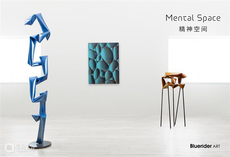 BlueriderDaily 马克Marck 动态作品 3 马克Marck 动态 作品 ART 上海 外滩 Marck 马克 中国 首个展 崇真艺客