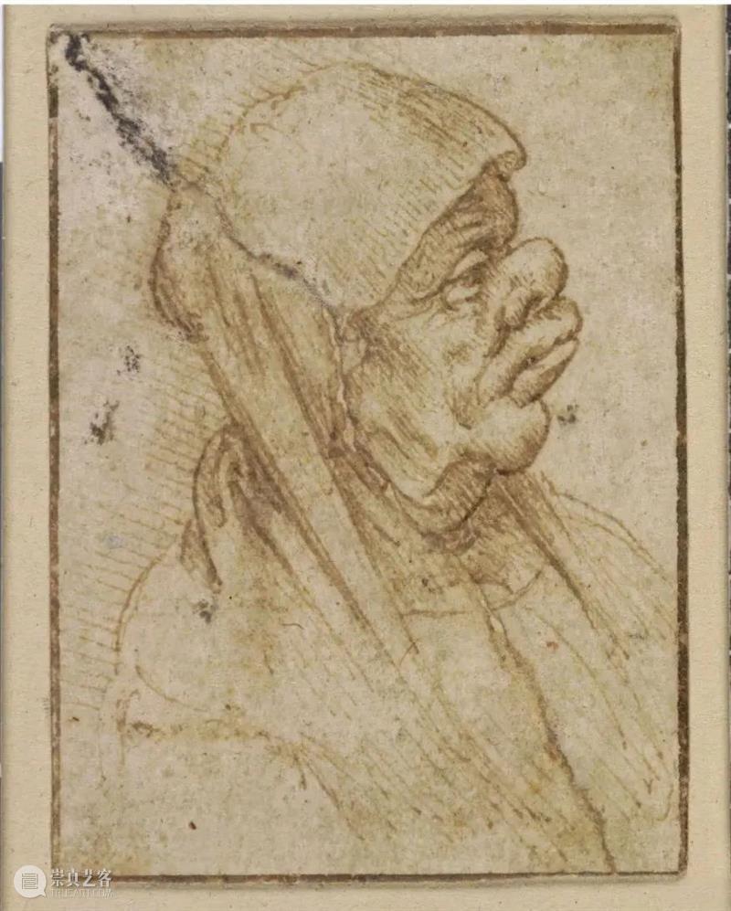 达芬奇拉斐尔们的脑回路什么样?去看看他们的手稿就知道了丨AMNUA艺评 拉斐尔 手稿 达芬奇 脑回路 什么样 丨AMNUA艺 金秋 北京 西方 艺术展 崇真艺客