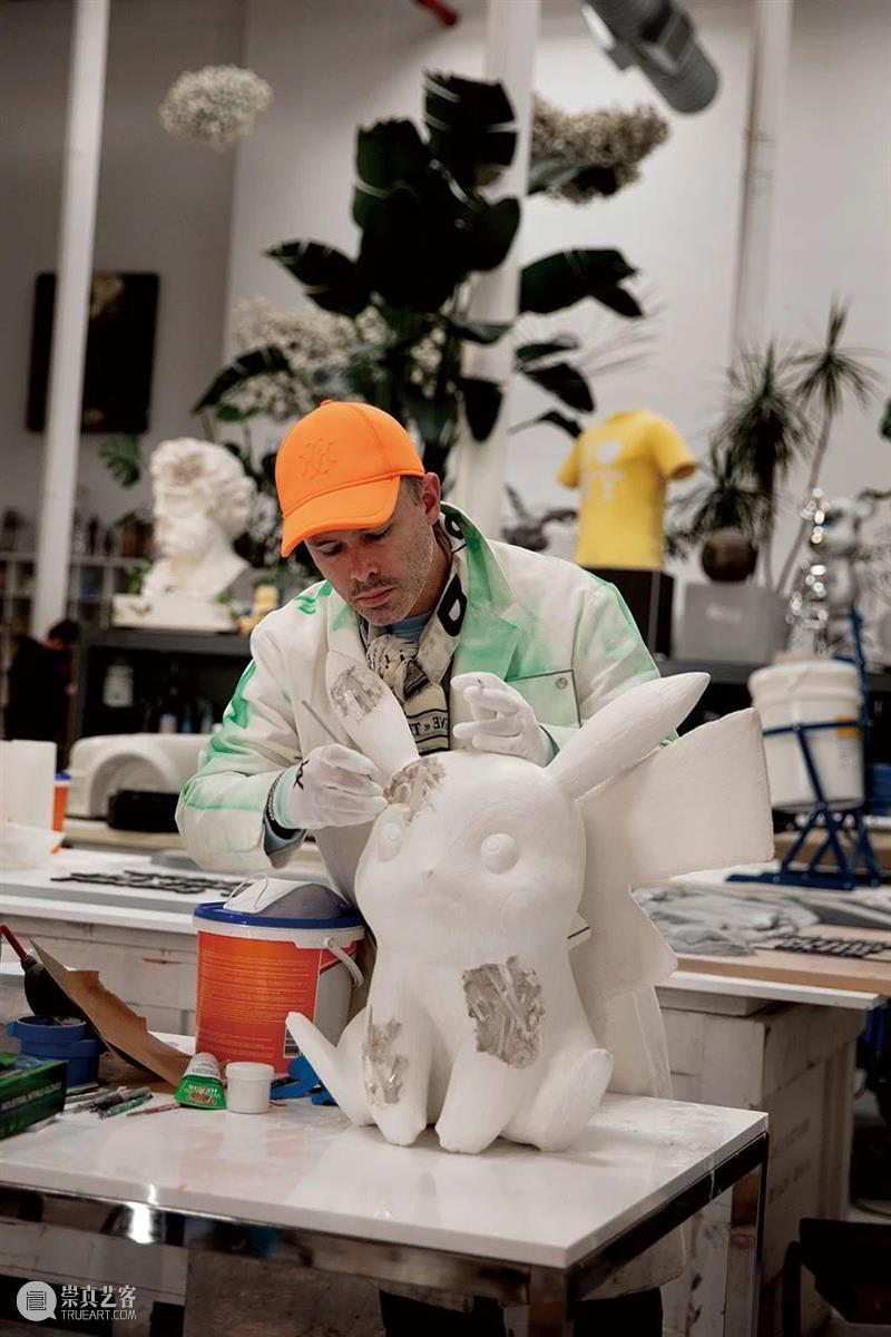 专访丹尼尔·阿尔轩(Daniel Arsham):征服世界的方式 Daniel Arsham 丹尼尔·阿尔轩 方式 世界 Ziccarelli 名字 新闻 图片 博客 崇真艺客